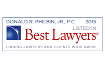 Don Philbin, Mediator - Listed in Best Layers, 2015